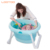 China factory new design PP TPR material foldable kids baby bath tub for toddlers pictures with stand