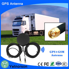 Digital Active Combination GPS Antenna Car GPS GSM Antenna