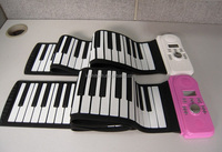 Supply 88 keys roll up piano | BR-02-88