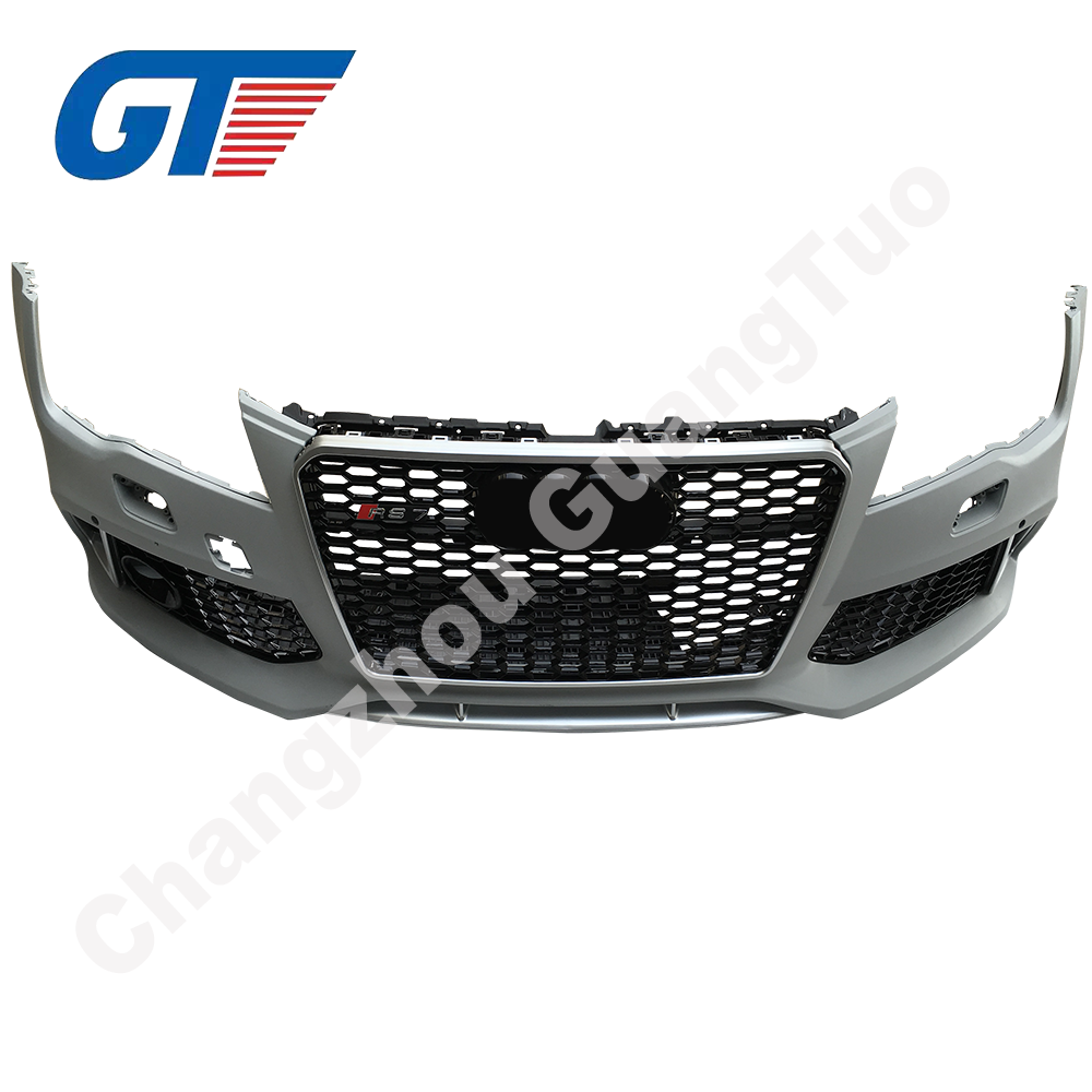 GUANGTUO RS7 FRONT BUMPER FOR AUDI A7