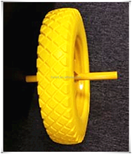 top sales high quality PU wheel