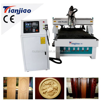 green bed import part cnc wood router machine for sale