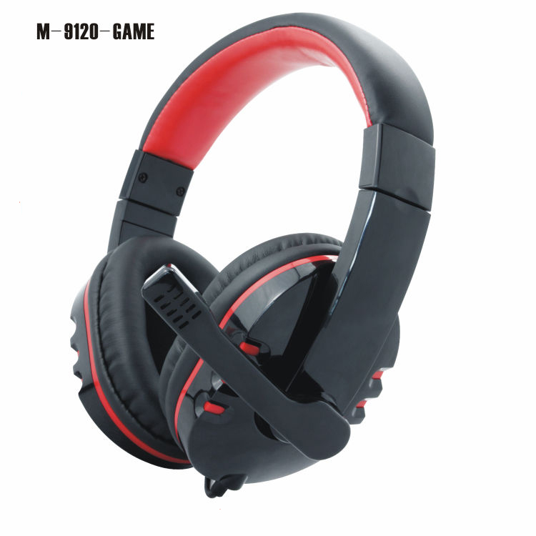 Gaming headset designed for game console