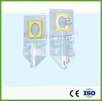 Disposable High Quality Pediatric Urine Collection Bag with CE ISO
