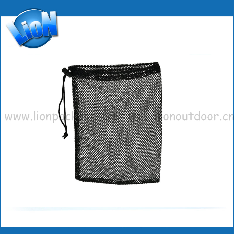 lady travel promotion clear transparent mesh makeup cosmetic bag make up pouch shopping bag