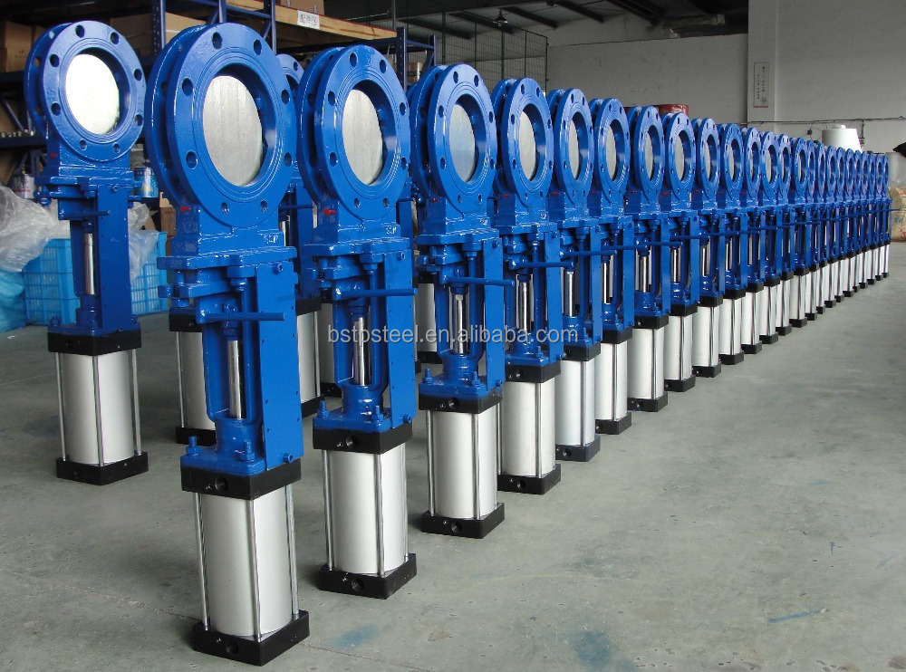5 Inch Knife API Gate Valve
