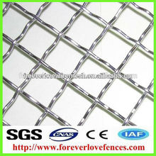 industrial filtering screen mesh crimped wire mesh}