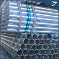 Customized API Hot rolled and galvanized pipe weight per meter