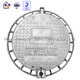 Ductile cast Iron manhole covers/Heavy duty foundry manhole cover