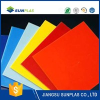 Environmentally friendly ABS Antibiosis plastic Sheet material