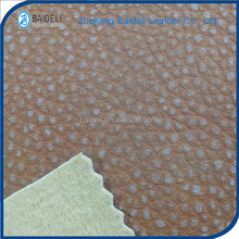 little lichee pvc synthetic leather for any usage