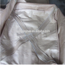 1.5 ton pp bulk bags pp ton bags pp big bags made in China export to korea,,Holand pp FIBC bags