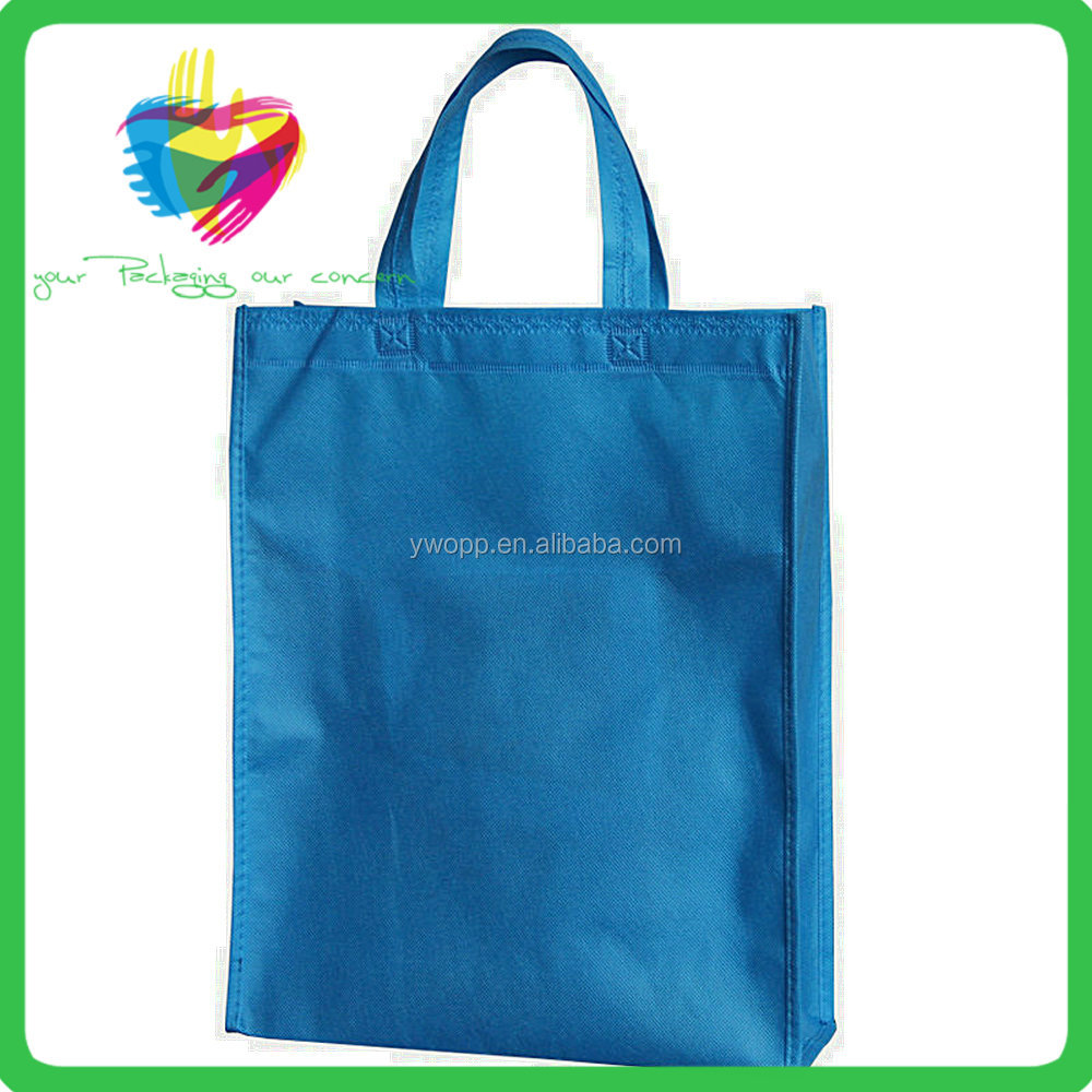 2016 eco colorful non woven carry bag