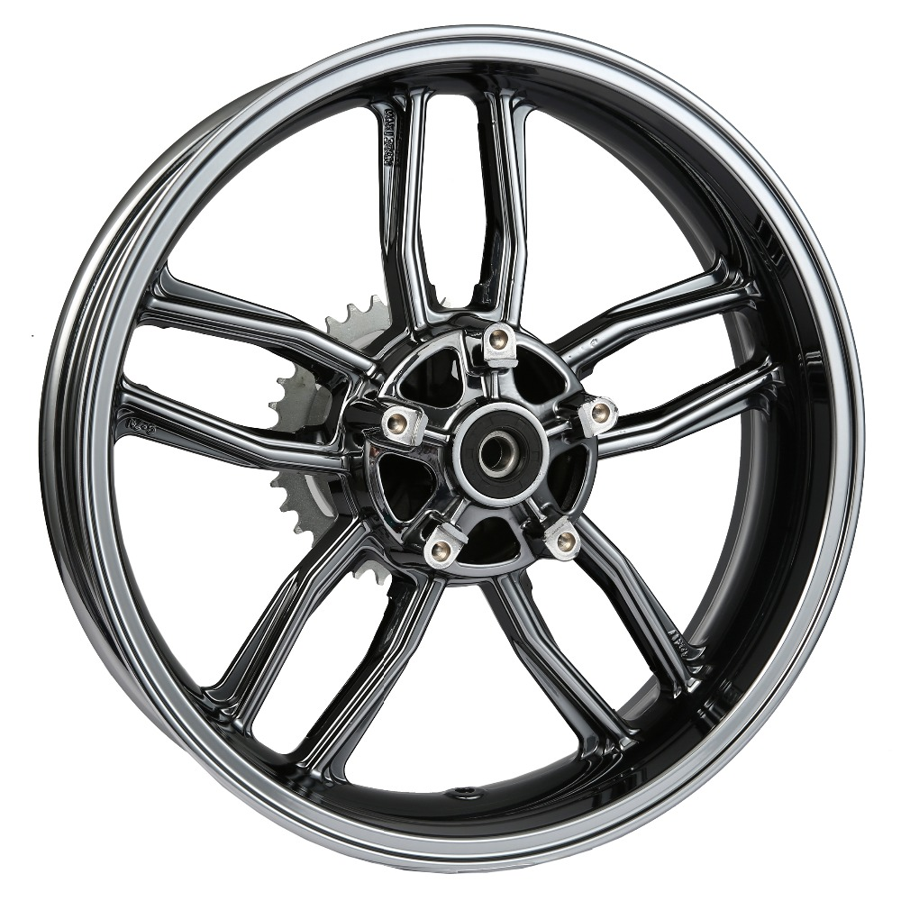 17 inch chrome motorcycle wheel alloy rim