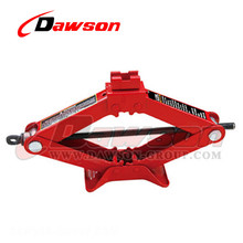 Design Of Small Scissor Jack with 2Ton capacity