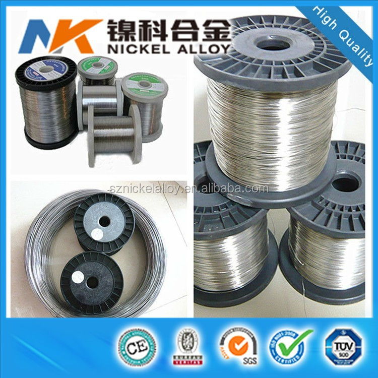 SZNK K Type Chromel Alumel Thermocouple bare alloy WIRE
