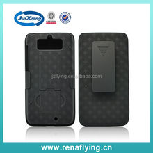 China Mobile Phone Accessory Mobile Phone Case Combo Holster Case For Motorola XT1030