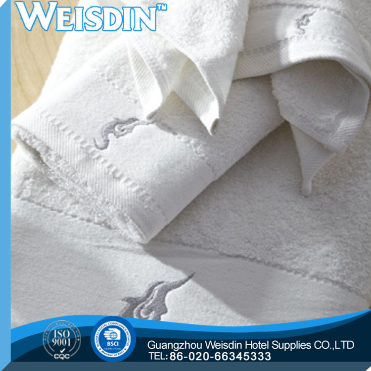woven wholesale 100% organic cotton hotel towel bins