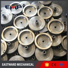Plain Casting Iron Flywheel Precision Casting Parts