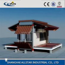 Allstar economical sea container house