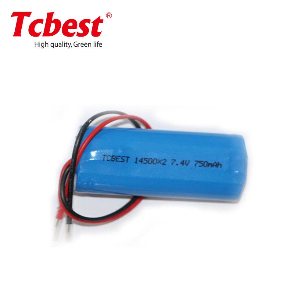 Wholesale 3.6v Lithium ion Battery/Li-ion 14500 18650 18500 26650 Battery with Charger