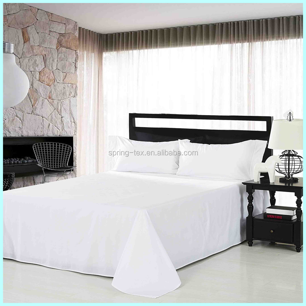 China Wholesale 100% Cotton Hotel Bedding Set with Super Quality and Competitive Price