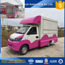 Chengli Group Manufacturer Outdoor Food Van truck Mobile grill fast food shopping Karry brand dining vehicle Innovation Design