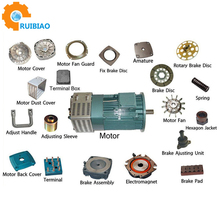 3 Phase AC Electric Motor For Car Wheel Bike Scooter Bicycle Motorcycle Rickshaw Go Kart Kids Cars Vehicle Bus Tricycle Price