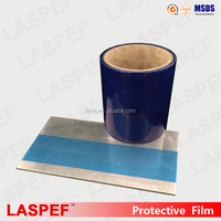 Blue Adhesive PE Protective film,Anti-Scratch Film, Surface Protect film for Stainless Steel Plate