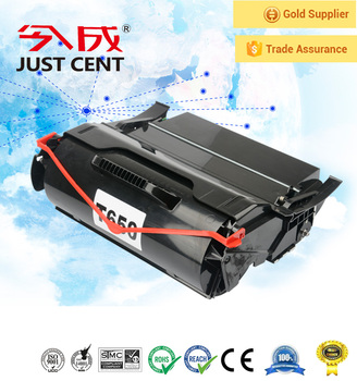 New Compatible toner cartridge t650 for lexmarks laser equipment