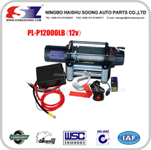 Electrical construction tools steel electric winch