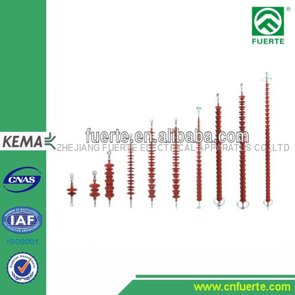 Electrical High Voltage Composite Suspension Insulator FXBW4-10/100