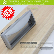 New Style 96mm Zamac Recessed Handle