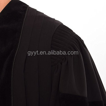 China factory direct sale manufacturer price Choir Robe Matte Fabric
