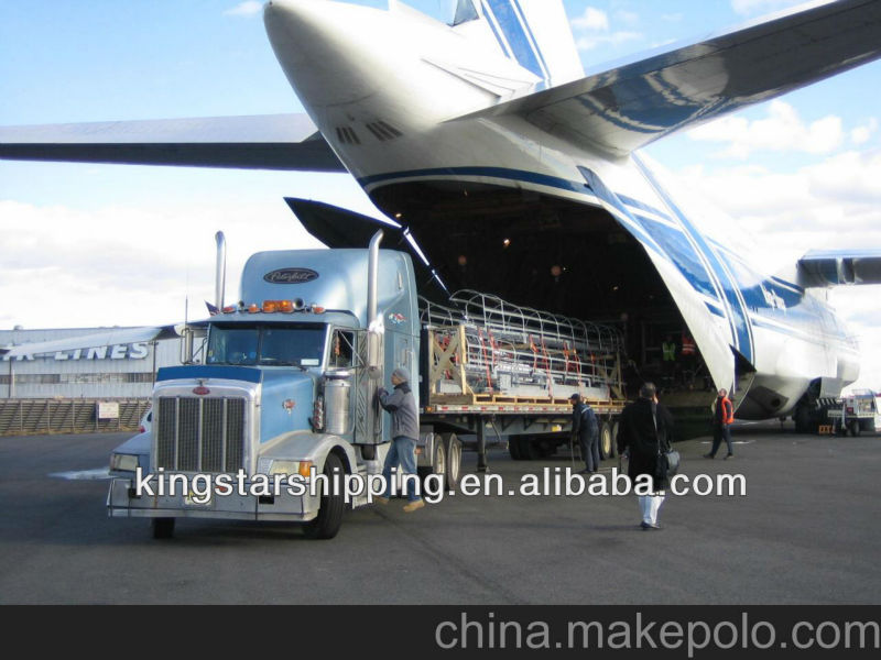 Air cargo freight shipping agent to Memphis(MEM) Canada from china