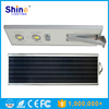 Satisfactory Prices solar lights outdoor Solar Street Lamp 70W IP65 led street light With Bridgelux LED Chip