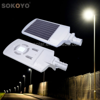 Energy Saving 10W 30W Integrated Solar