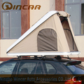 Triangle HardShell Roof Top Tent Fiberglass Material