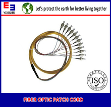 dubai wholesale market 12 core fiber optic patch cord