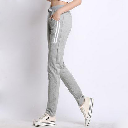 shopping online cheap women wholesale jogger pants 100% cotton custom jogger sweatpants brand name leggings spandex leggings