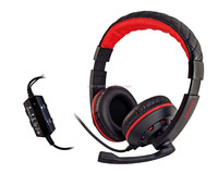 Gaming headset com microfone Para PS4/xbox 360/PS3/PC/TV