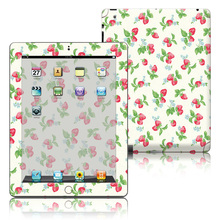 2018 Floral Print sale decals skins tablet decorative cover For iPad 234 Universal vinyl self adhesive stickers paper