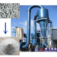 Strongly Recommended Marble Powder Machine