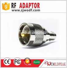 factory price UHF Male to BNC Female Connector Adapter