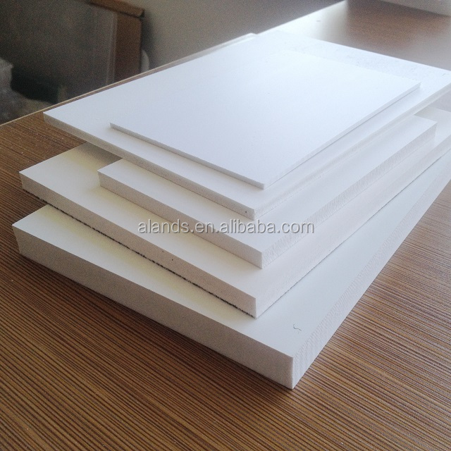 pvc forex sheet 4x8 high density white PVC foam board wholesale