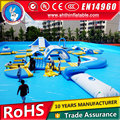 custom giant adult inflatable water park prices for sale
