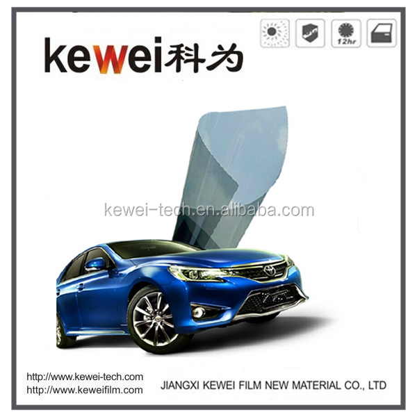 Korea PET Window security window film for car protection in roll size 1.52*30m/1.52*60m/1.52*600m,tint film