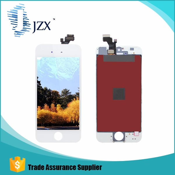 Complete OEM original screen lcd for ipho 5 lcd display screen replacement,for ipho 5 cell phone screen repair
