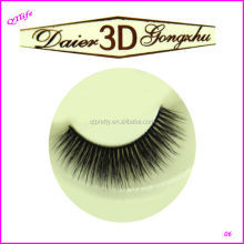 High quality 3d synthetic lashes wholesale hot sale style eyelashes false eyelashes made in indonesia