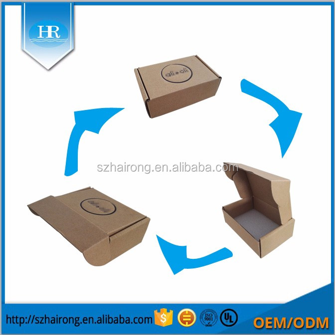 Custom kraft paper boxes with EPE foam